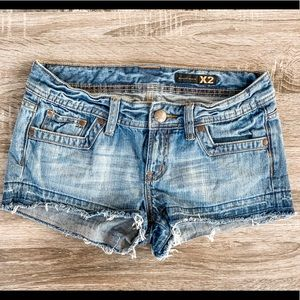 [ E X P R E S S ] Jean Shorts